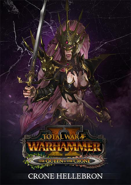 تحميل لعبه Total War WARHAMMER II The Queen and The Crone 2018 للكمبيوتر