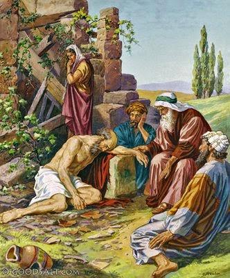 Escudriñando La Biblia Libro De Job Archivo De Powerpoint Cfotos