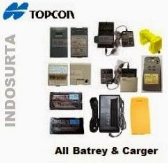 Jual Baterai Topcon BT52QA untuk Total Station Topcon GTS 230 N series (GTS 232, 233, 235 N), Topcon GTS 102, 105, 255 N, Sokkia SET 02 N dan SET 05 N