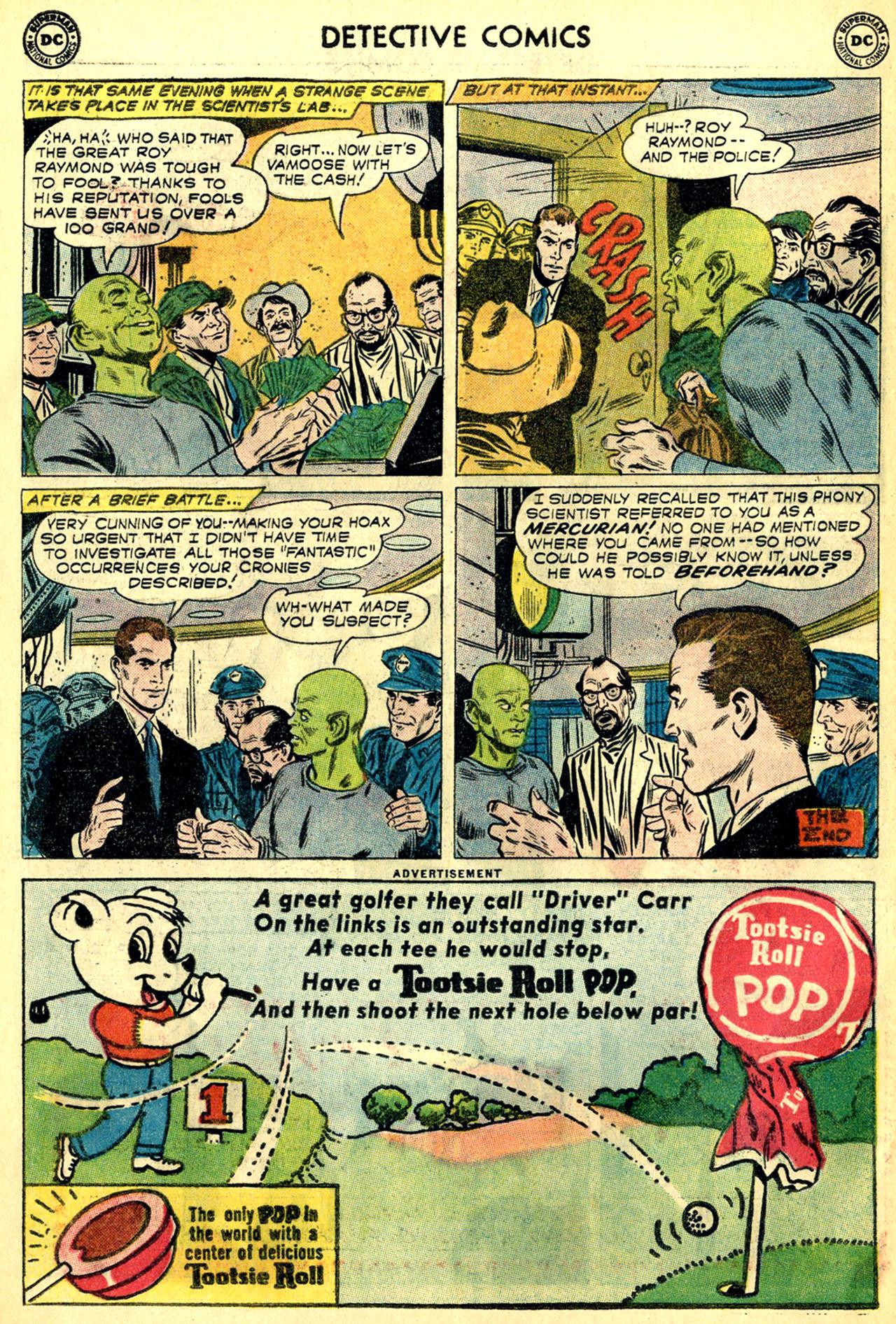 Read online Detective Comics (1937) comic -  Issue #268 - 24