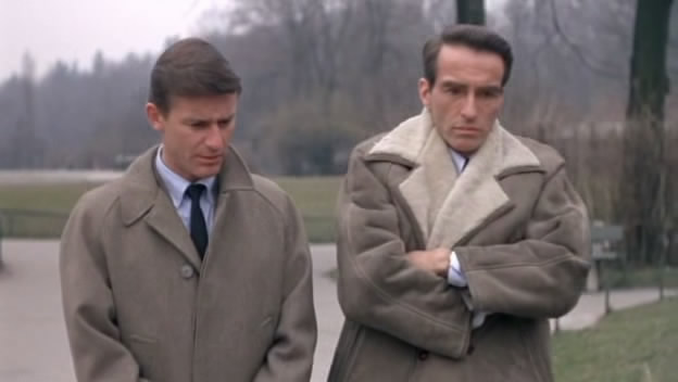 Image result for montgomery clift and roddy mcdowall