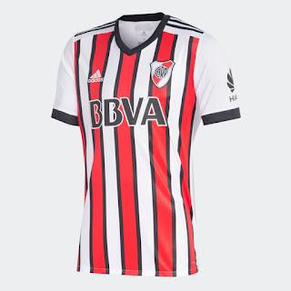 Nueva, Camiseta, Tricolor, River, River Plate, 2018, frente,