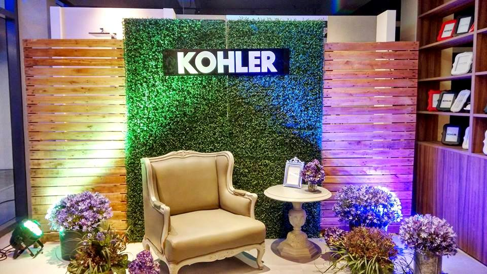 KOHLER Showroom Opening At Sanitec | Raellarina - Philippines Best ...