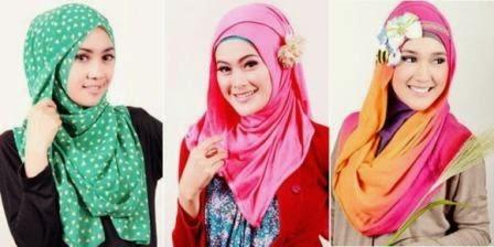 Model Busana Hijab Terbaru 2015