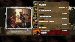 The Walking Dead Season 1 English  full unlock episode apk + obb