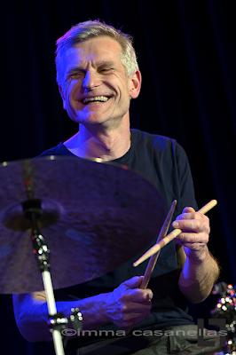 Heinrich Koebberling, Nova Jazz Cava, Terrassa, 23-març-2019