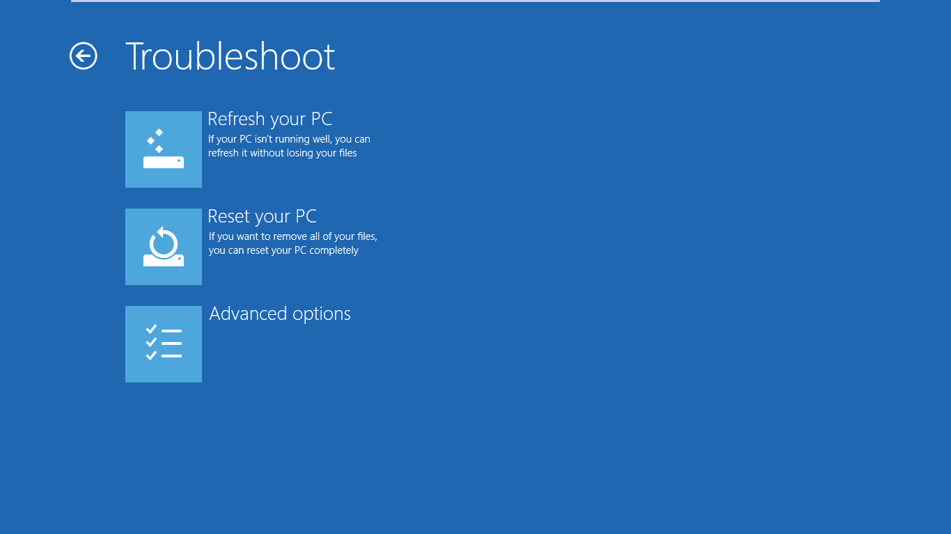 how to start windows 8 in safe mode on startup