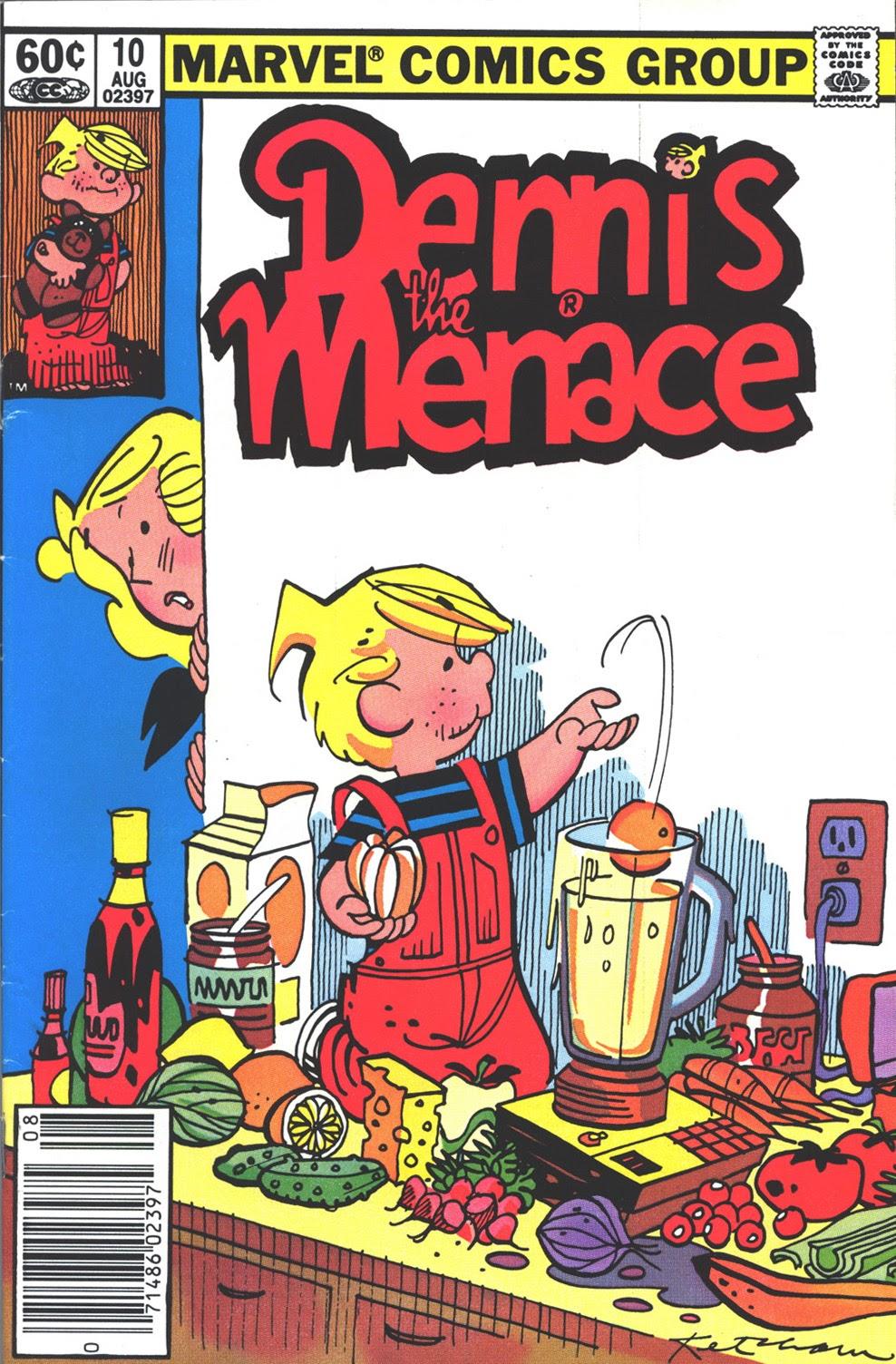 Dennis the Menace 10 Page 1