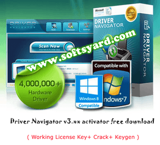 driver navigator v3.6.6 full version free download