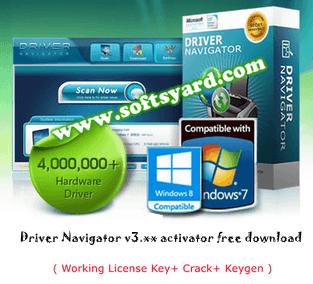driver navigator v3.6.6 full version free download
