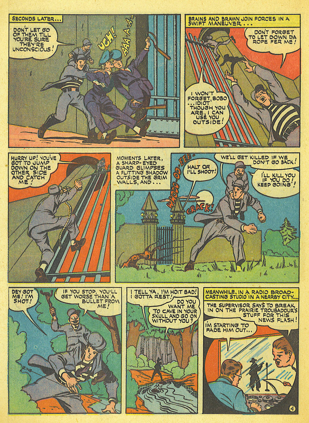 Read online Action Comics (1938) comic -  Issue #58 - 18