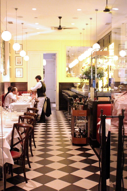 Brasserie Waszawska, Warsaw Poland - lifestyle & restaurant blog
