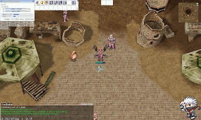 Motenai team: ragnarok offline episode 14. 2 with kagerou oboro.