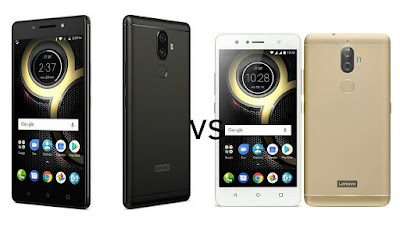 Lenovo K8 Note vs Lenovo K8 Plus : What's The Difference?
