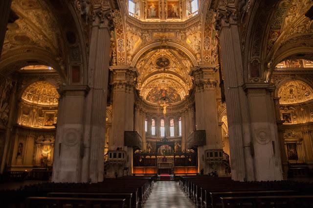 La Basílica Santa Maria Maggiore