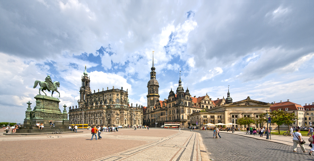 Dresden | Cidade da Alemanha