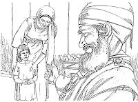 Bible Fun For Kids: 2.12. Hannah & Samuel