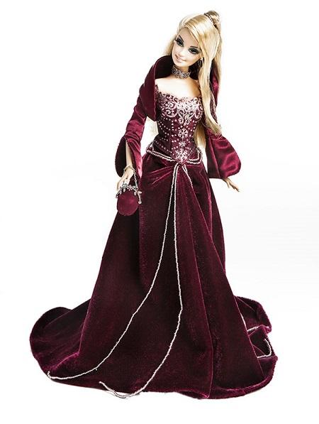 Barbie Coleção Feliz Natal 2004