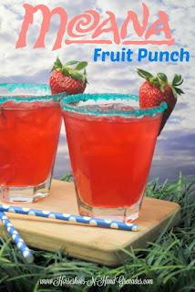 Moana punch