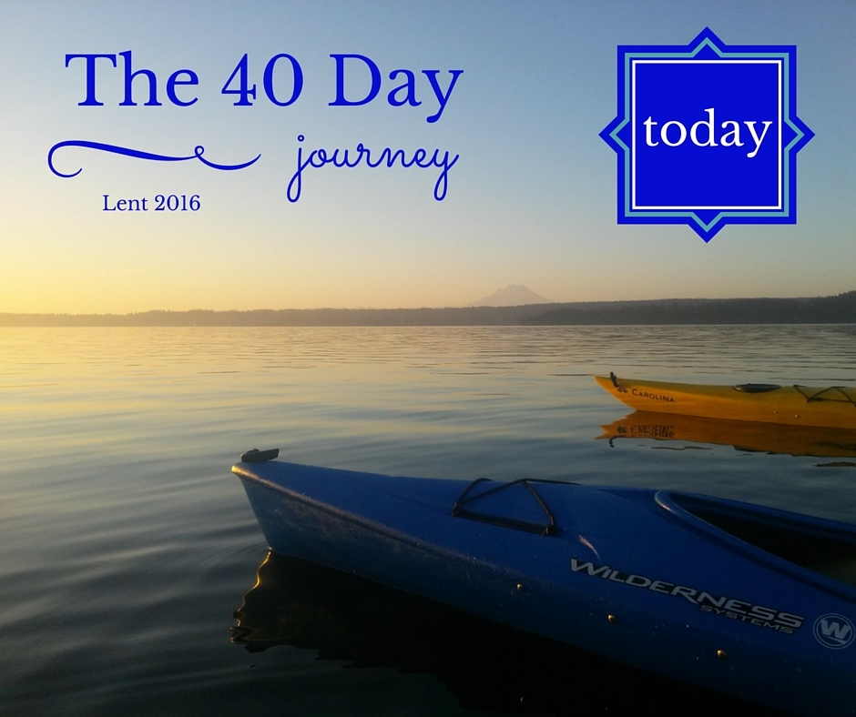It Is The Road 40 Day Journey Meant It For Good