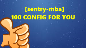 X CONFIGS SENTRY-MBA 290