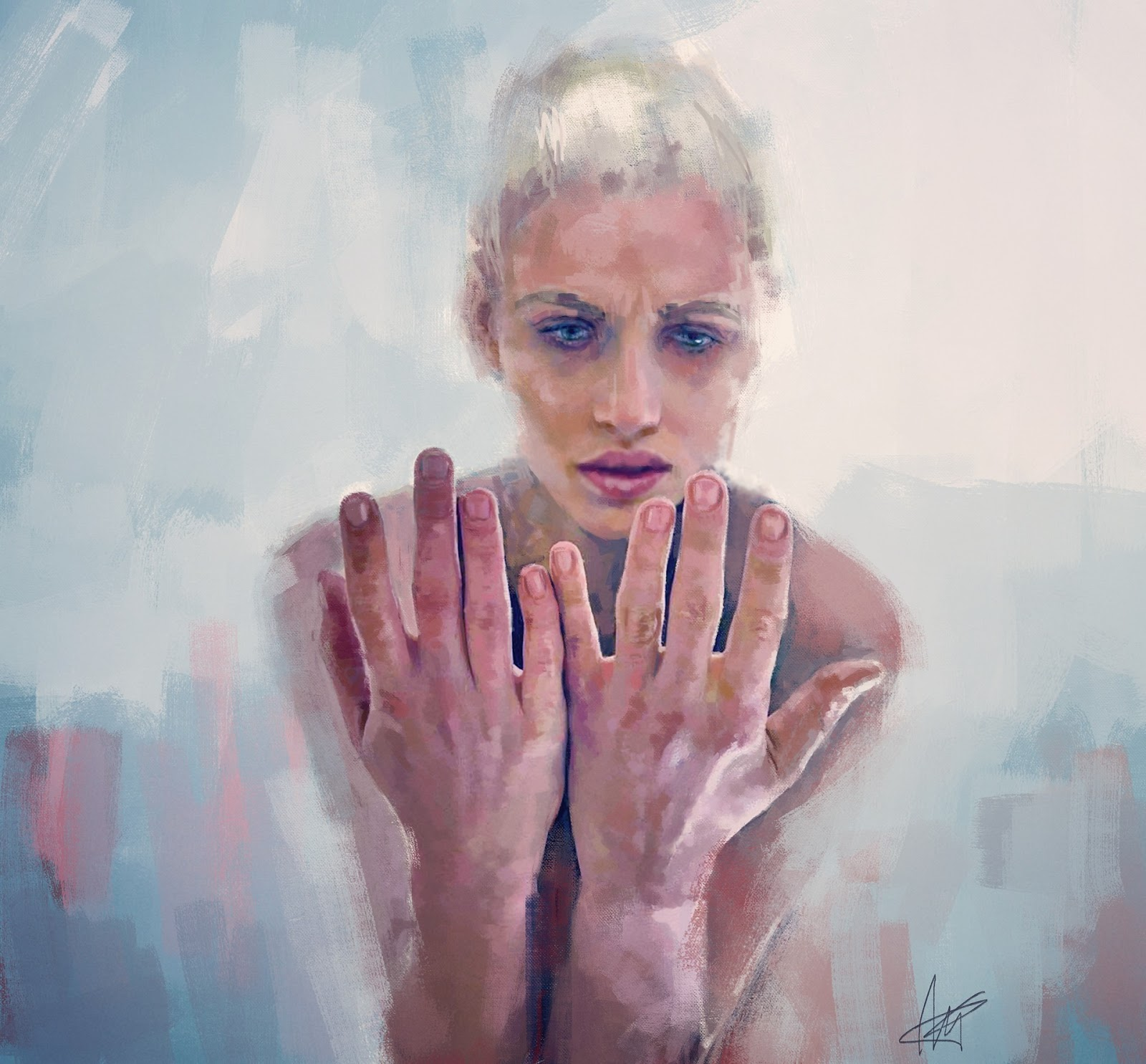 Paintings by French Artist - Ivana Besevic