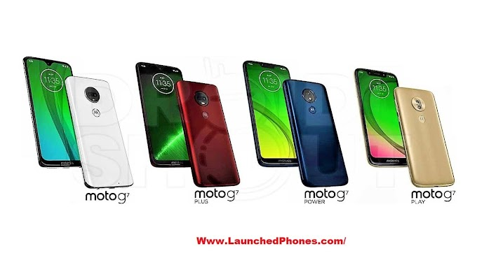 Moto G7 Series-G7, G7 Plus, G7 Play, and G7 Power launched