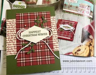 Stampin' Up! Festive Farmhouse Catalog 2018 Holiday Catalog CASE ~ www.juliedavison.com