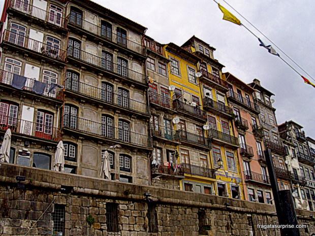 Casario da Ribeira, Porto