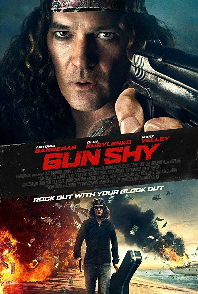 Gun Shy 2017 Legendado