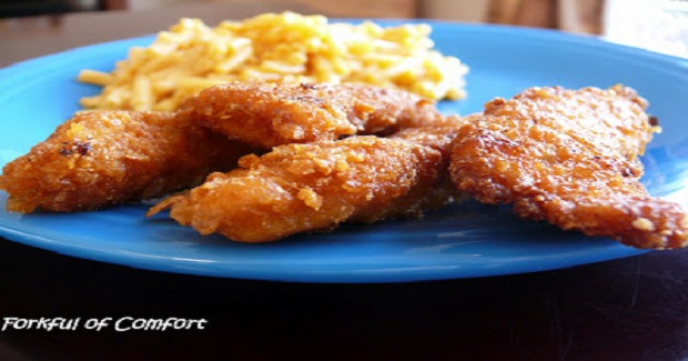 Cap'n Crunch Chicken Recipe