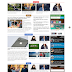 VMagNews Template for Blogspot with News Style (Responsive Template)