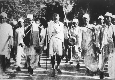 gandhi salt march facts
