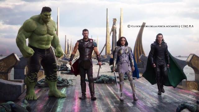 Thor Ragnarok il 25 ottobre - Marvel, cinema, recensoni