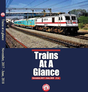 Trains At A Glance : Online Train Time Table Book