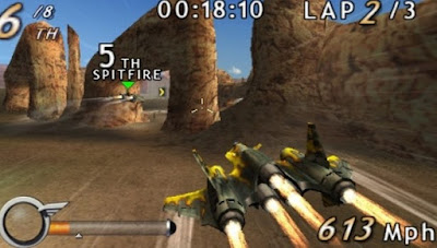 Download Top Gun PSP PPSSPP