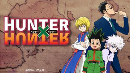 Todos os Episódios de Hunter x Hunter Online