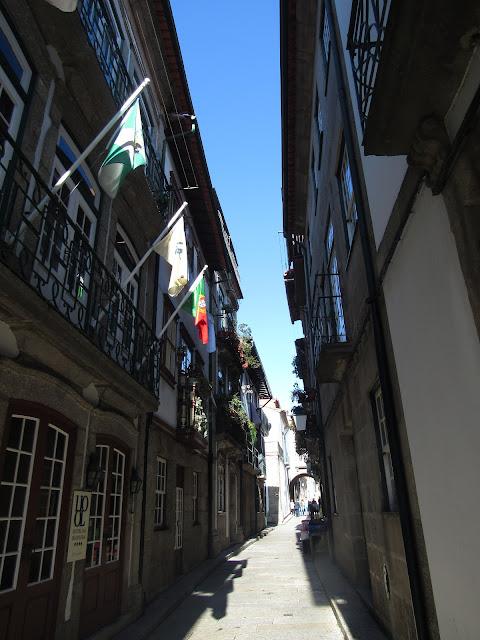 A Rua de Santa Maria