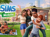 The Sims Mobile Indonesia Apk Android v11.0.1.168833 Terbaru 2018