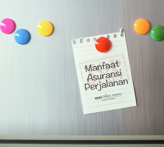 Intip 6 Manfaat Asuransi Perjalanan Mega Travel Syariah Mega Insurance