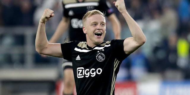 El Real Bidik Gelandang Ajax Jika Gagal Beli Pogba