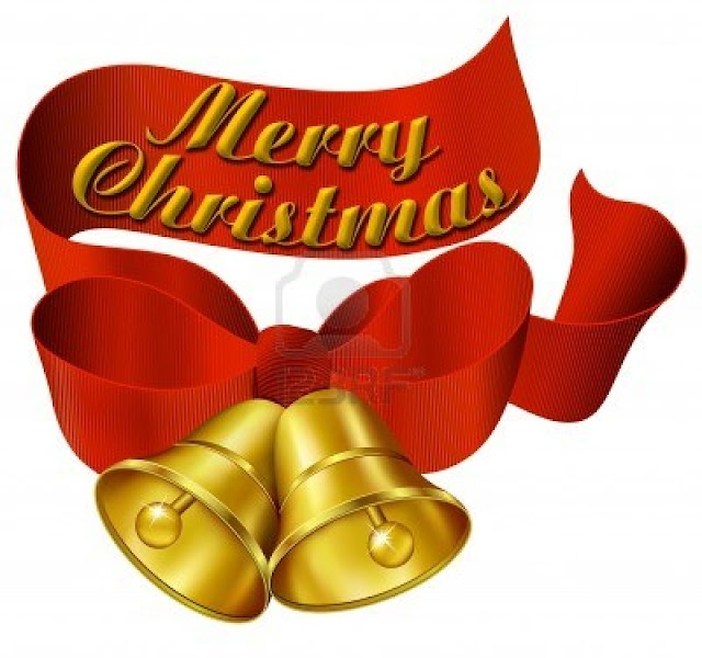 Merry Christmas Bells Image | Picture Collections