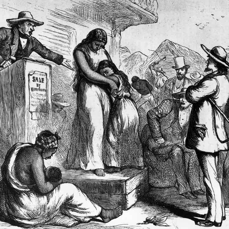 Human Rights and Slavery