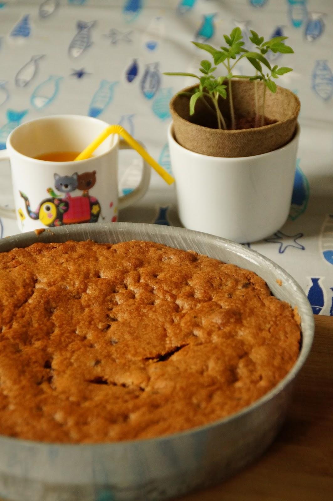 Recette Cake Qui Gonfle