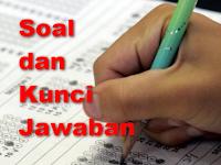 Soal UAS Matematika Semester 1 Kelas 8 SMP K13 2018/2019