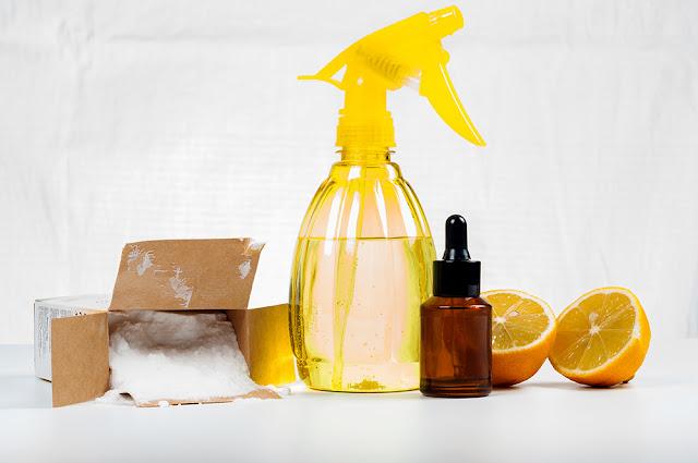 produits ménagers nettoyants maison zéro déchet