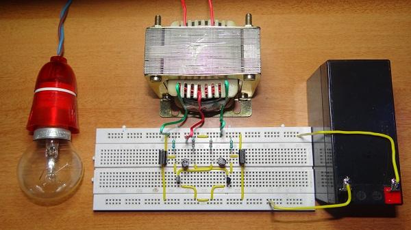 Mad For Innovation  How To Make An Inverter 12v To 220v