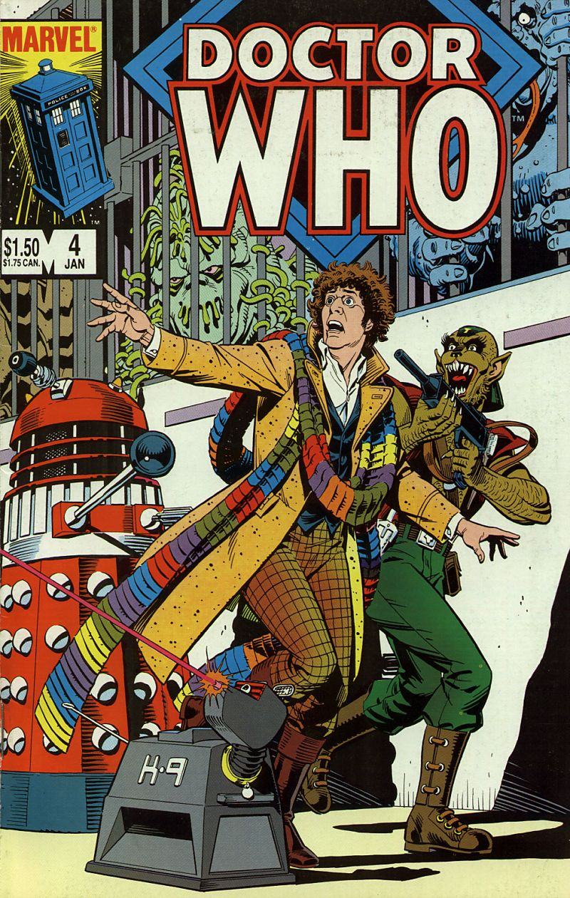 Doctor Who (1984) 4 Page 1