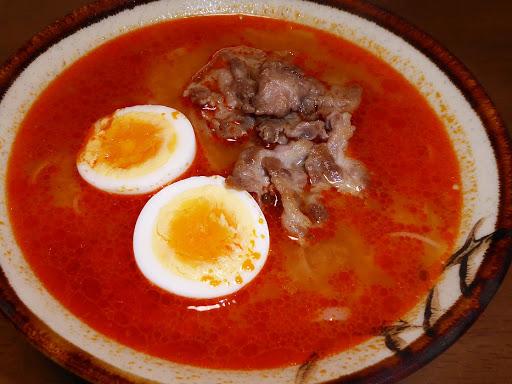 【ケンミン】四川風ピリ辛汁ビーフン 胡麻みそ味