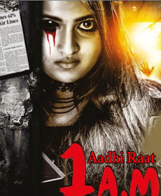 Aadhi Raat 1:00 A.M (2019) Hindi Dubbed 480p HDRip 250MB
